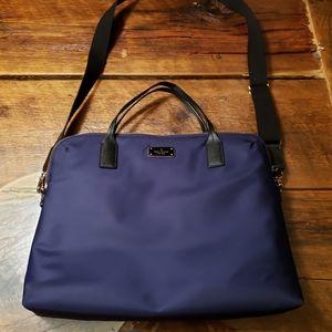 Kate Spade Navy laptop bag